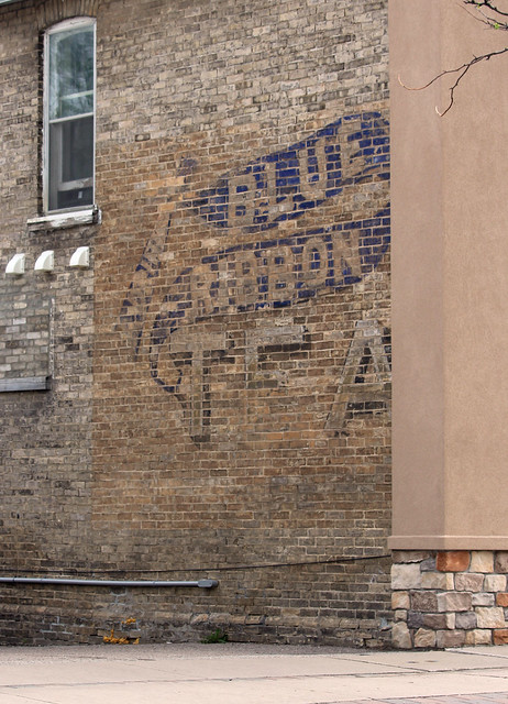 Ontario Ghost Sign