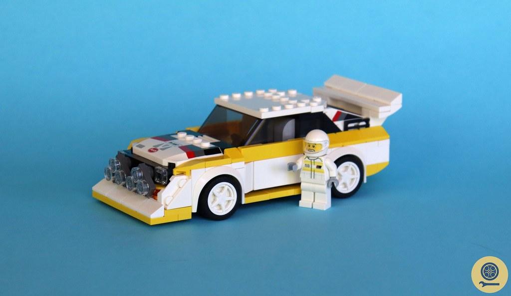 76897 1985 Audi Sport Quattro S1 5