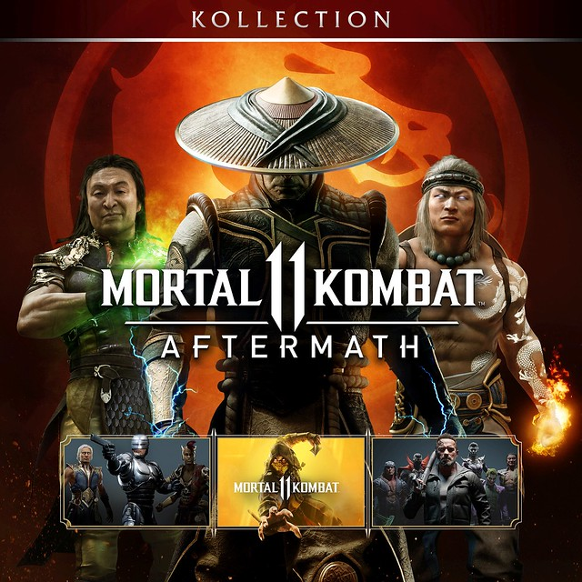 Thumbnail of Mortal Kombat 11: Aftermath Kollection on PS4