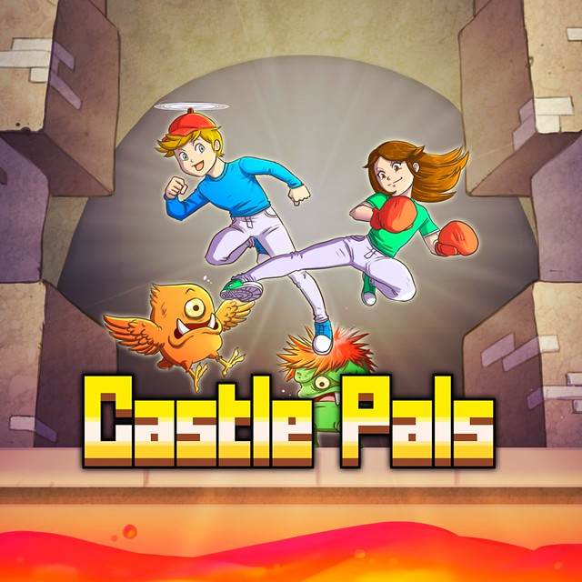 Thumbnail of Castle Pals on PS4