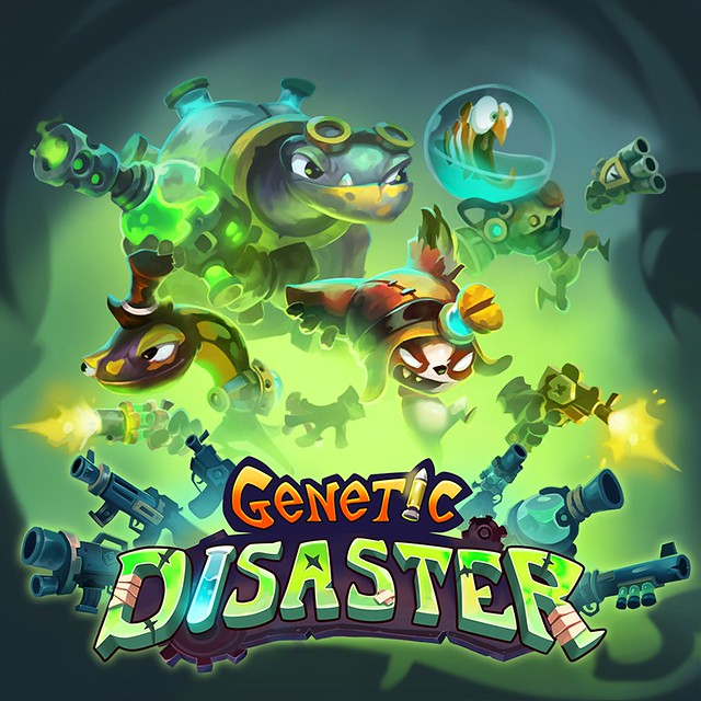 Thumbnail of Genetic Disaster on PS4