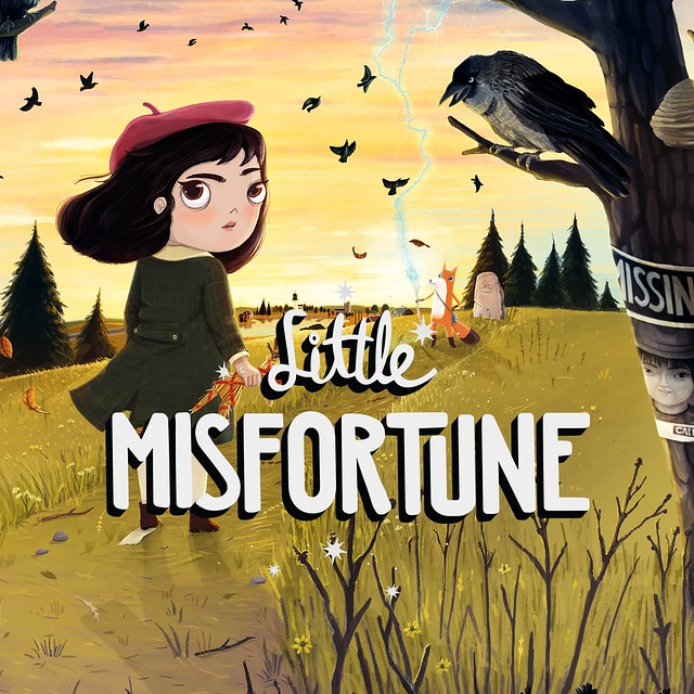 Thumbnail of Little Misfortune on PS4