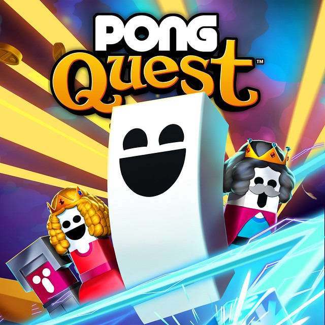 Thumbnail of PONG Quest on PS4