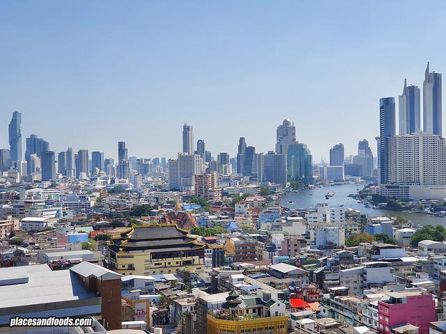 bangkok skyview 360 landscape