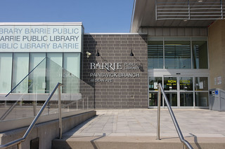 Barrie Public Library - Painswick Branch