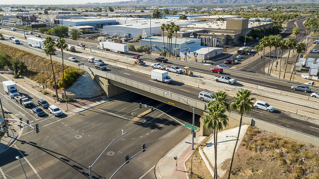 I-17 and Central Avenue (May 2020)
