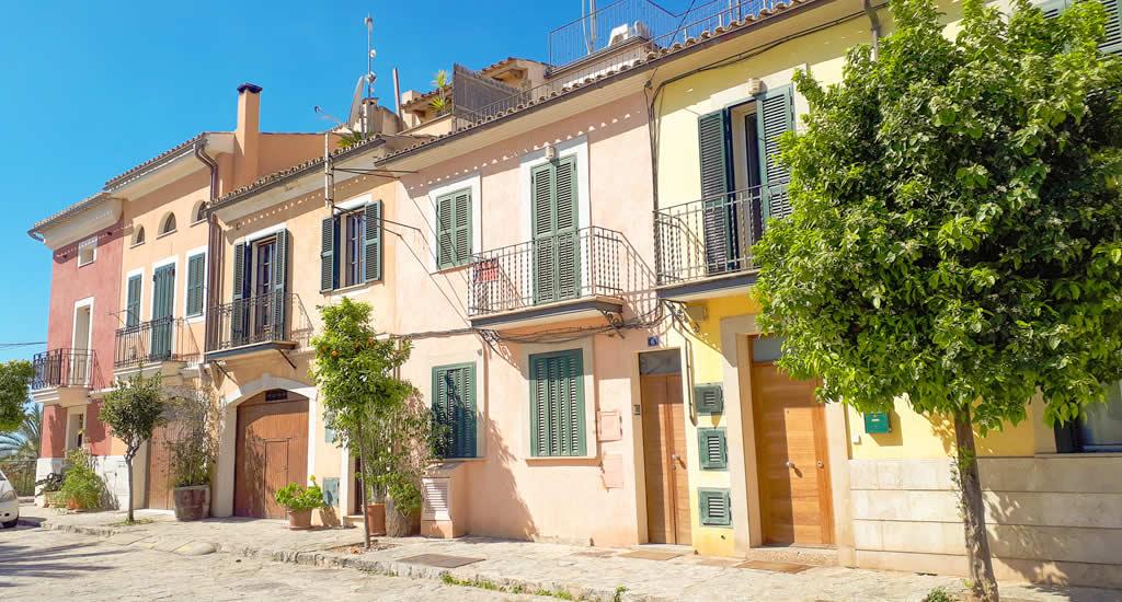 Bezienswaardigheden Palma de Mallorca: Santa Catalina | Mooistestedentrips.nl