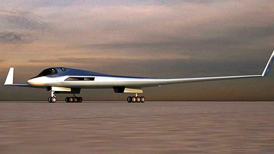 А у России скоро будет свой стратегический стелс-бомбардировщик 11