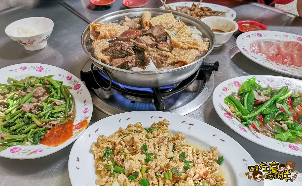 台東美食 知本美食黑松羊肉爐 -18