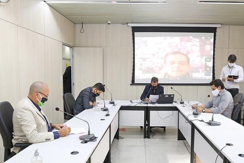 9ª Reunião Ordinária - Comissão de Administração Pública