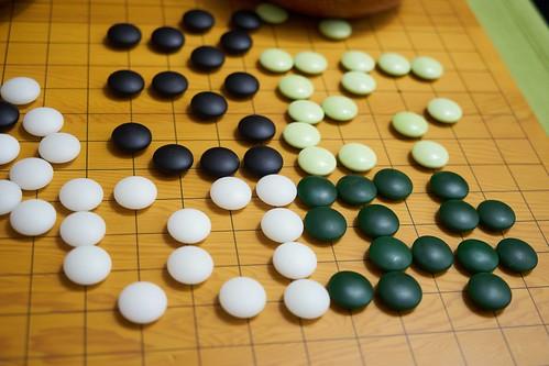 Yunzi i zielone