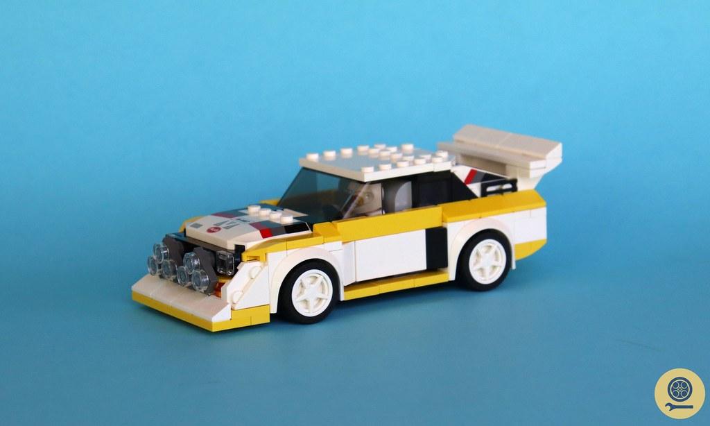 76897 1985 Audi Sport Quattro S1 1