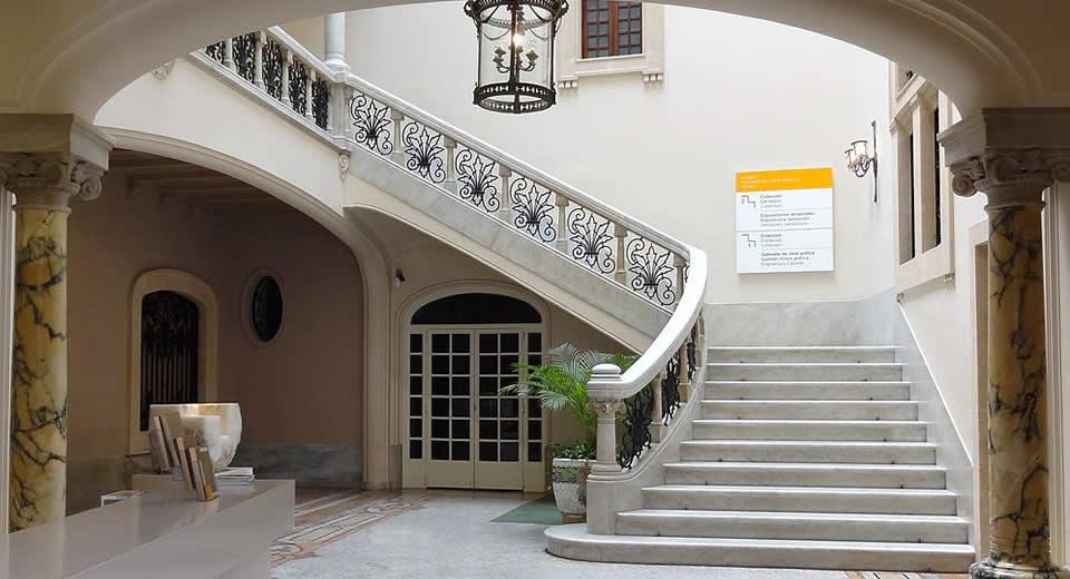 Bezienswaardigheden Palma de Mallorca: Museu Fundación Juan March | Mooistestedentrips.nl