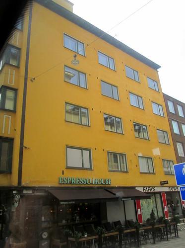 Art Deco/Moderne Building, Helsinki