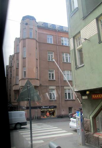 Art Nouveau Building, Helsinki