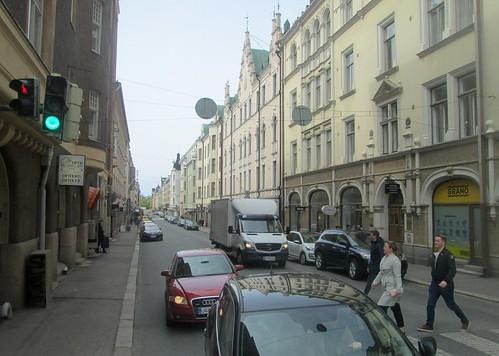 Art Nouveau Street, Helsinki