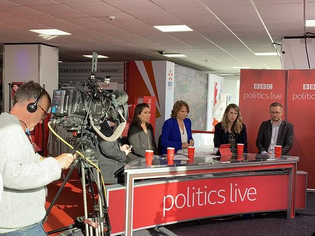 Politics Live at Labour conference