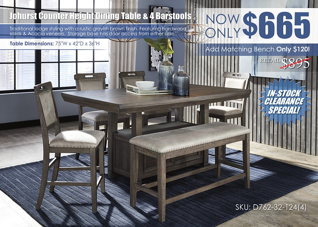 Johurst Counter Height Dining Table & 4 Bartstools_D762-32-124(4)-09_instock