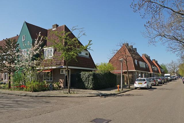 Watergangstraat - Amsterdam (Netherlands)