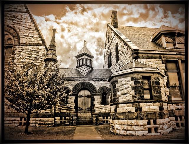 Willard Memorial Chapel-Welch Memorial Hall ~ Auburn NY