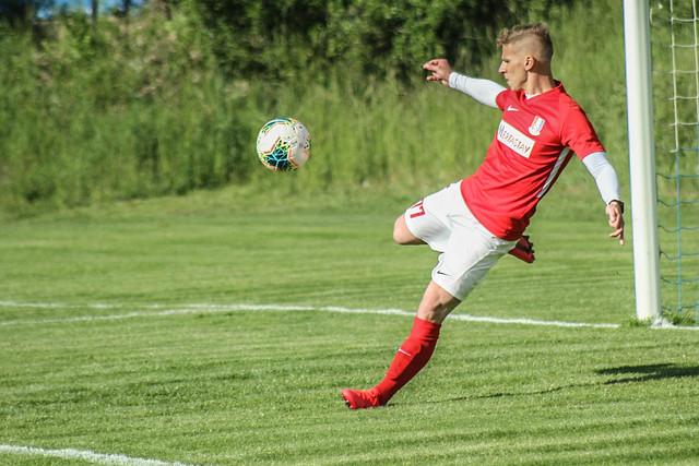 Preseason: FK Blansko - SFK Vrchovina