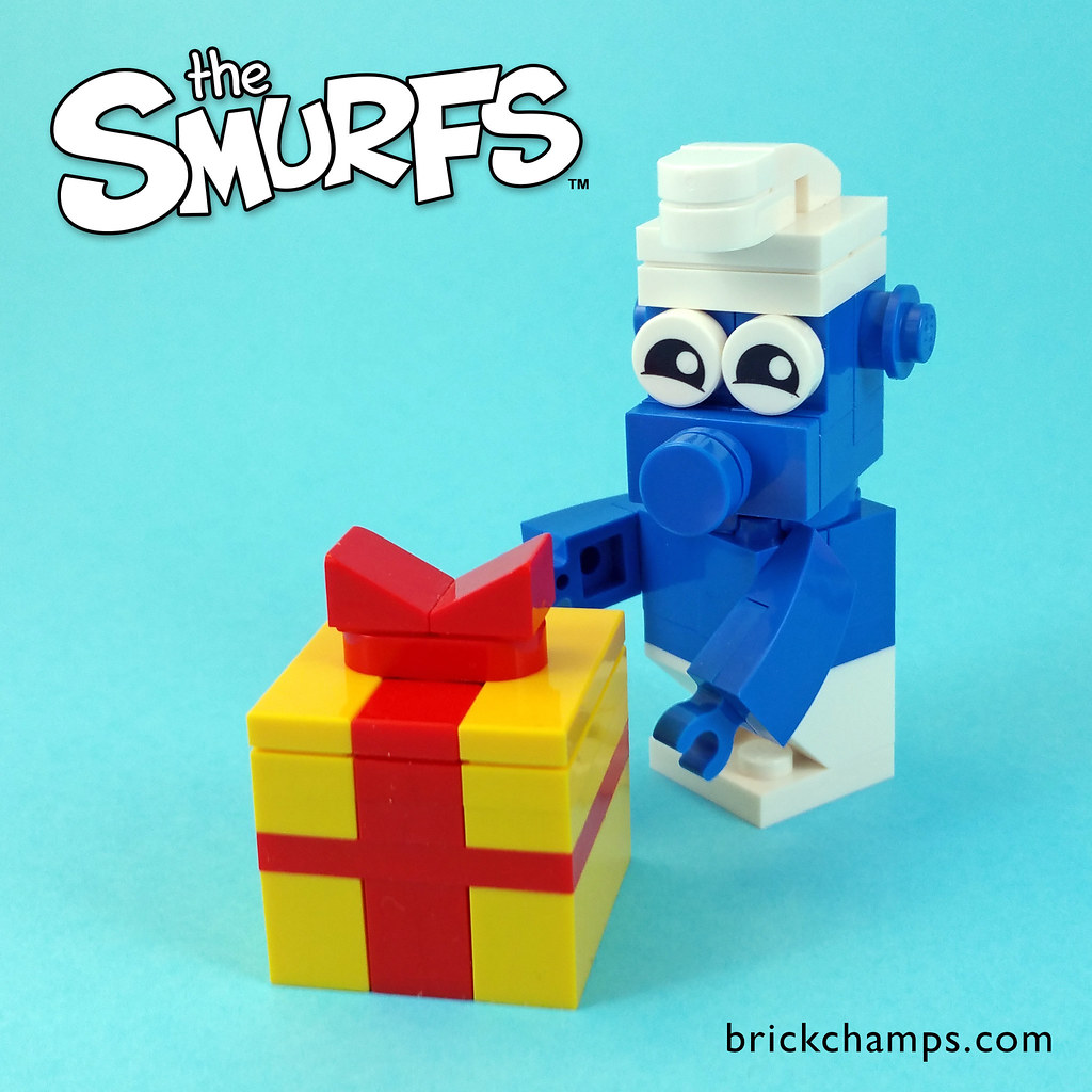 The Smurfs 1/5 - Collect them all