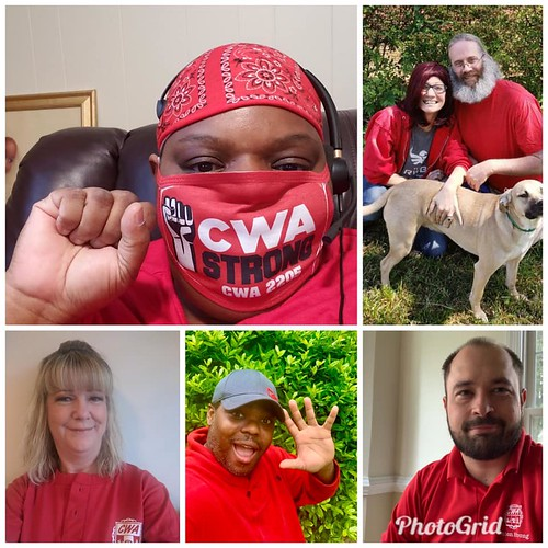 District 2-13 CWA Strong 2020