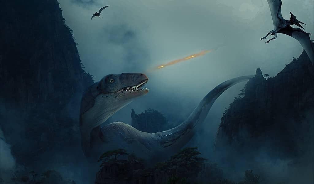 L'astéroïde qui a tué les dinosaures a fait de graves dégâts
