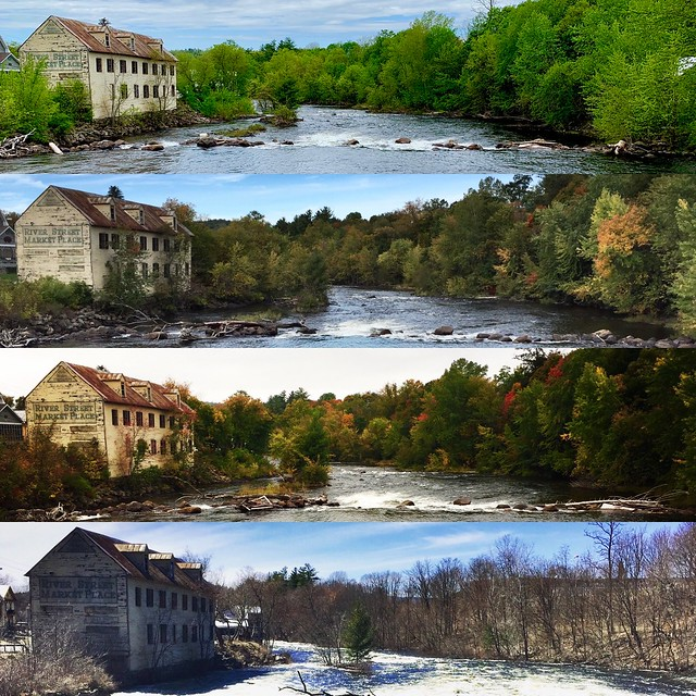 Schroon River - Warrensburg, NY