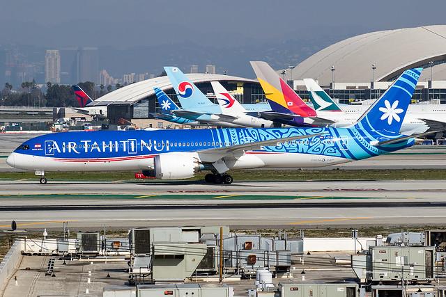 F-OVAA / Air Tahiti Nui / Boeing 787-9 Dreamliner