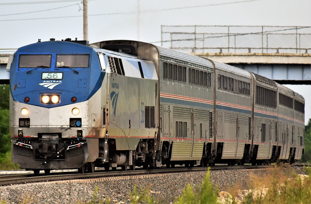 Amtrak 56