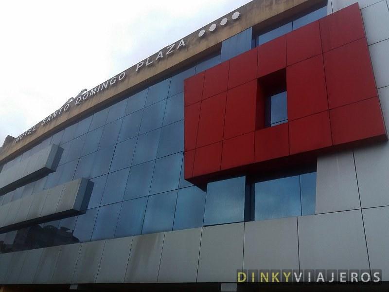 Hotel Santo Domingo Plaza Oviedo 001