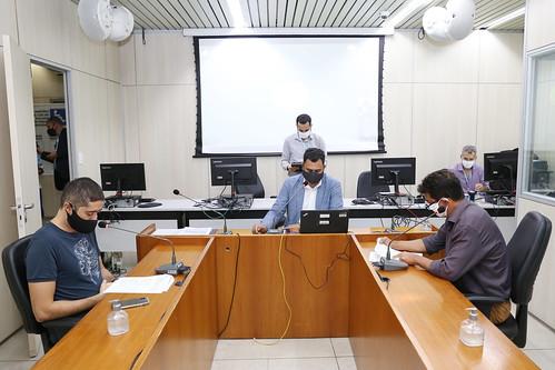 9ª Reunião Ordinária - Comissão de Legislação e Justiça