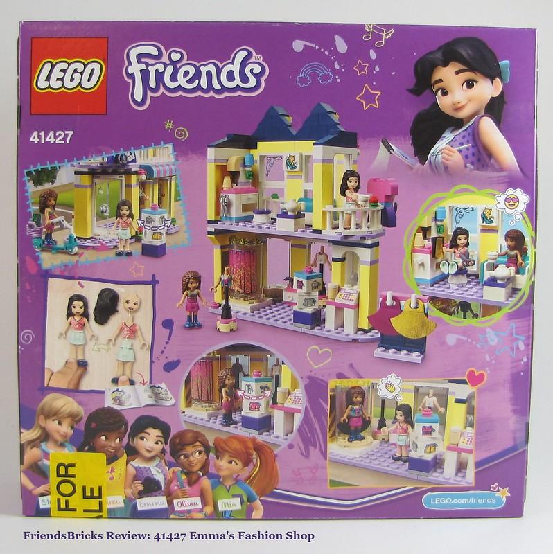 Lego New Light Flesh Torso Mini Doll Friends Lavender Dress Pattern Piece