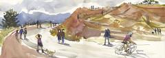 Bernal Hill walkers
