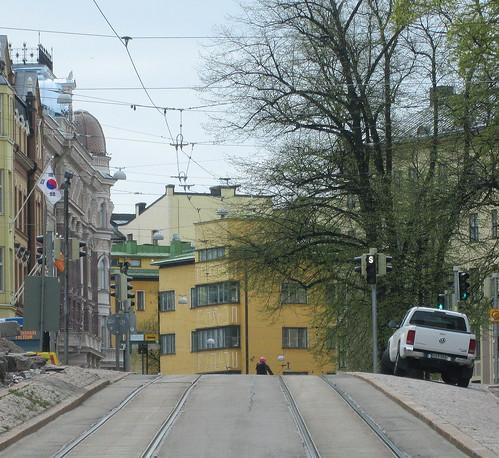 Art Deco Building Helsinki