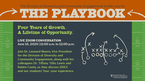 The Playbook flyer