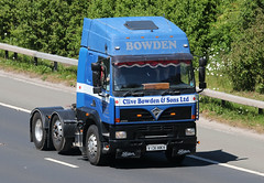 NTG842 posted a photo:	Greater Manchester UKMonday 25-May-2020M60 motorway just north of Ashton-Under-LyneUnclear if this is retired or still a working truck