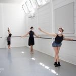 Seg, 25/05/2020 - 09:21 - Escola Superior de Dança retoma atividades presenciais