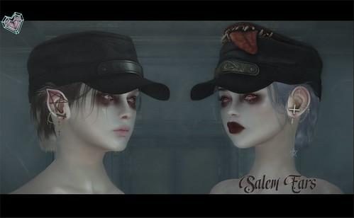 ASURA. Salem Ears Unisex  at SaNaRae