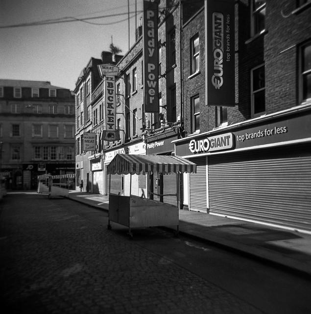 Moore St Dublin.