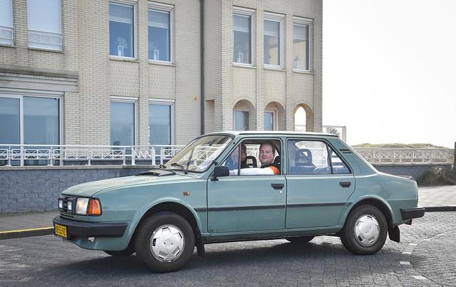 1989 Skoda 130 GL
