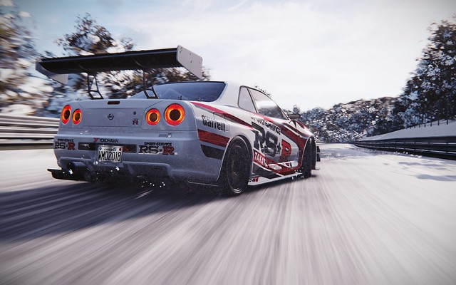 Nissan GT-R x Project Cars