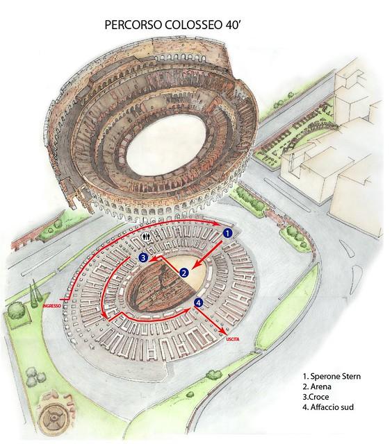 """ROMA ARCHEOLOGIA e RESTAURO ARCHITETTURA 2020: ROMA, COVID-19 & WELCOME CHINESE: """"Dal 1 giugno il PArCo riapre i suoi cancelli al pubblico."""" Parco archeologico del Colosseo & La Repubblica (26/05/2020)."""