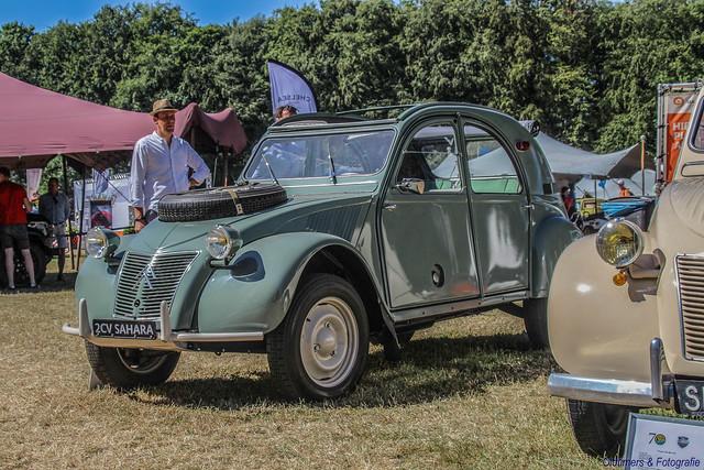 1964 Citroën 2CV Sahara