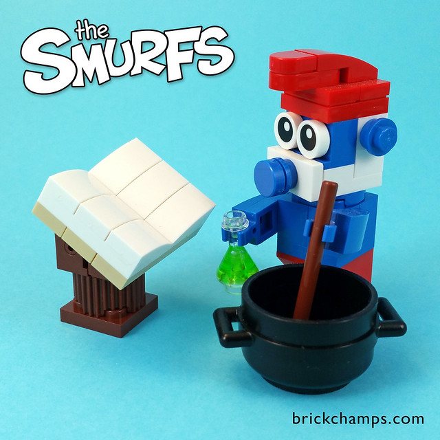 The Smurfs 2/5 - Collect them all