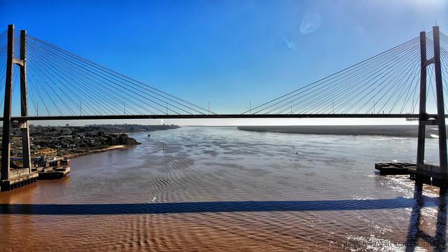 Rio Parana - Puerto Rosario, de 65cm el 25-05-2020 a 44cm el 26-05-2020 - 14