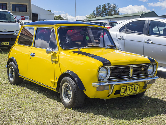 1974 Leyland Australia MINI Clubman GT 1275cc