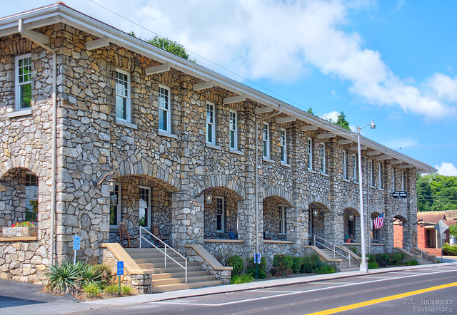 Historic Rhea--Mims Hotel - Newport, Tennessee
