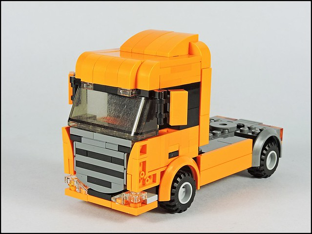 Scania R 4x2 Highline - Orange (7)